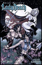 LADY DEATH: Lost Souls #0 Ready to Rumble