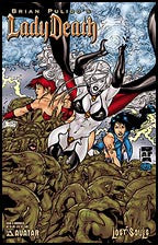 LADY DEATH: Lost Souls #0 Unbridled Fury