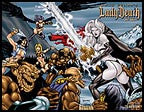 LADY DEATH: Lost Souls #0 Wraparound
