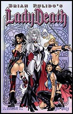 LADY DEATH: Lost Souls #1