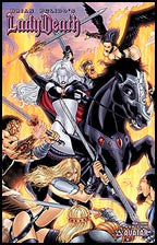 LADY DEATH: Lost Souls #1 Charge