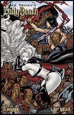 LADY DEATH: Lost Souls #1 Furious