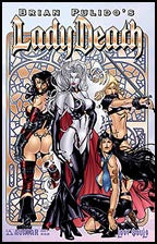 LADY DEATH: Lost Souls #1 Gold Foil