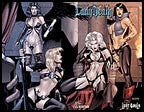 LADY DEATH: Lost Souls #1 Wraparound