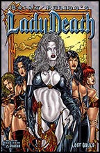 LADY DEATH: Lost Souls #1 White Hot