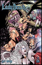 LADY DEATH: Lost Souls #2