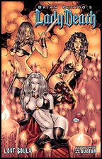 LADY DEATH: Lost Souls #2 Candlelight