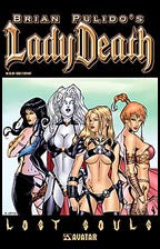 LADY DEATH: Lost Souls #2 Defiant