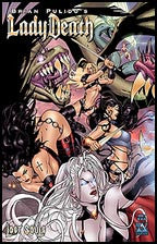 LADY DEATH: Lost Souls #2 Gold Foil