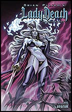 LADY DEATH: Masterworks Luxurious