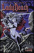 LADY DEATH: Masterworks Lust for Battle
