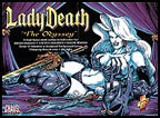 Lady Death Odyssey #1 Poster Signed