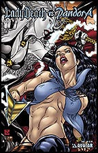 LADY DEATH vs PANDORA #1