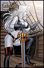 LADY DEATH Pirate Queen Amorim