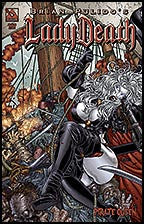 LADY DEATH Pirate Queen Attack