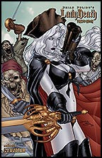 LADY DEATH Pirate Queen Premium