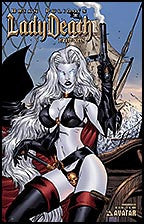 LADY DEATH: Pirate Queen Swashbuckler