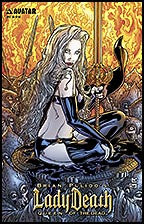 LADY DEATH: Queen of the Dead Lopez