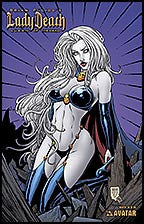 LADY DEATH: Queen of the Dead Martin