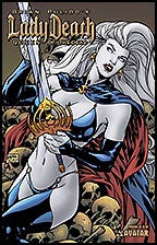 LADY DEATH: Queen of the Dead Premium