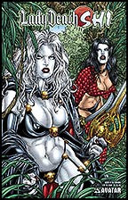 LADY DEATH / SHI #0 Victorious
