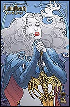 LADY DEATH Sacrilege #0 Art Nouveau