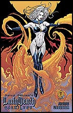 LADY DEATH: Sacrilege #0 Blown Away
