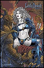 LADY DEATH Sacrilege #0 Fearsome