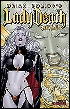 LADY DEATH: Sacrilege #0 Gold Foil