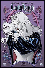 LADY DEATH: Sacrilege #2 Art Nouveau