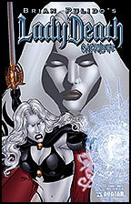 LADY DEATH Sacrilege #2 Ghostly