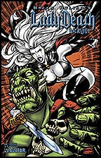 LADY DEATH Sacrilege #2 Upper Hand