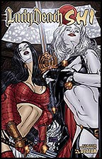 LADY DEATH / SHI #0 Commemorative