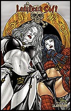 LADY DEATH / SHI #0 Jewel Edition