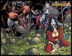 LADY DEATH / SHI #0 Jungle Boogie