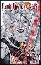 LADY DEATH / SHI #0 Ruby Red Con Foil