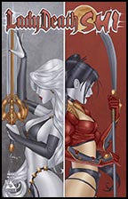 LADY DEATH / SHI Preview
