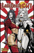 LADY DEATH / SHI Preview Commemorative Edition