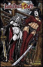 LADY DEATH / SHI Preview Killer Bods