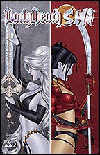 LADY DEATH / SHI Preview Premium