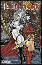 LADY DEATH / SHI Preview Ryp