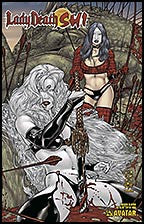 LADY DEATH / SHI Preview Slayers