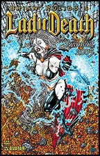LADY DEATH Swimsuit 2005 Premium