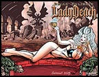 LADY DEATH Swimsuit 2005 Wraparound