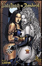 LADY DEATH vs PANDORA #1 Fetish