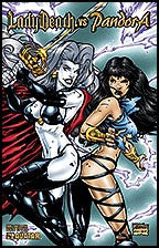 LADY DEATH vs PANDORA #1 Quite A Pair