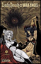 LADY DEATH vs. WAR ANGEL #1 Jewel Edition