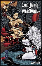 LADY DEATH vs. WAR ANGEL #1