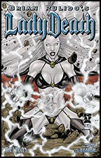 LADY DEATH: The Wicked #1 Charged