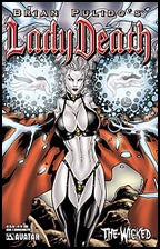 LADY DEATH: The Wicked #1 Commemorative